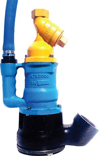ATS2000 Pneumatic submerssible pumps for sale