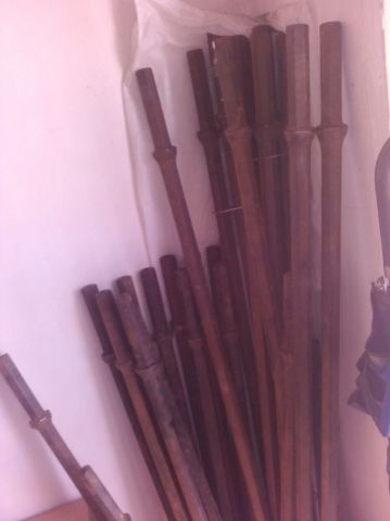 Tapper drill steels for sale