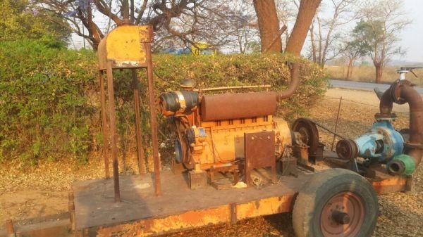 100hp Deutz diesel irrigation Pump unit for sale