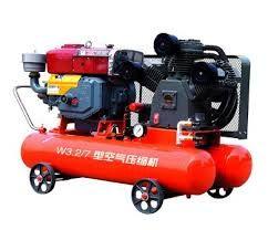 Diesel Piston Air Compressor