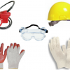 Goggles, Helmets, Mining Gloves, Mining Light